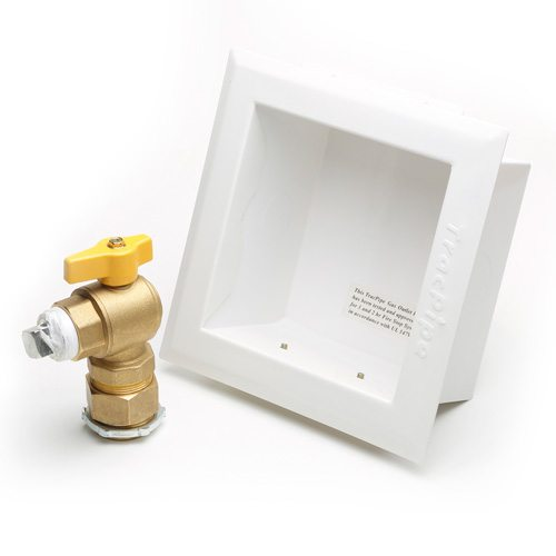 Wall Boxes - Flexible Gas Piping