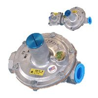 Gas Pipe Regulators - TracPipe